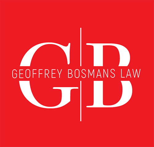 Law Offices of Geoffrey Bosmans Logo
